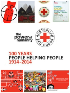 red cross inspiration