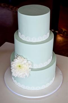 Van Goh Cakes Wedding