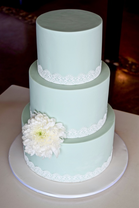 Van Goh Cakes Wedding