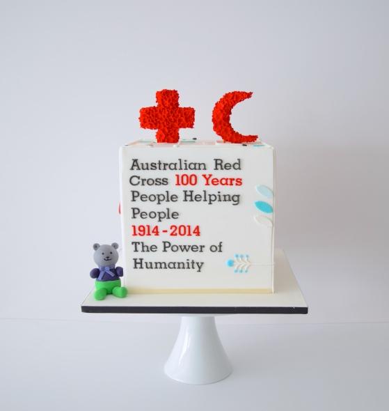 Australian Red Cross 100 Years